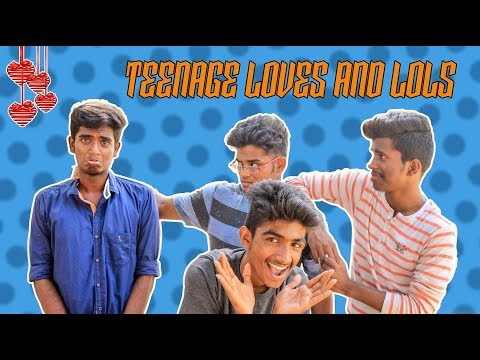 Teenage Loves And Lols - A Short Story |Tamil Vines |HOT- Humans Of Trichy