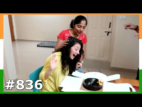 UNEXPECTED FIRST BIRTHDAY IN BANGALORE INDIA DAY 836 | TRAVEL VLOG IV