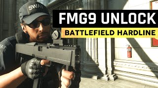 How To Unlock The FMG9: Mechanic Syndicate Assignment: Battlefield Hardline SMG/PDW Gameplay (BFH)