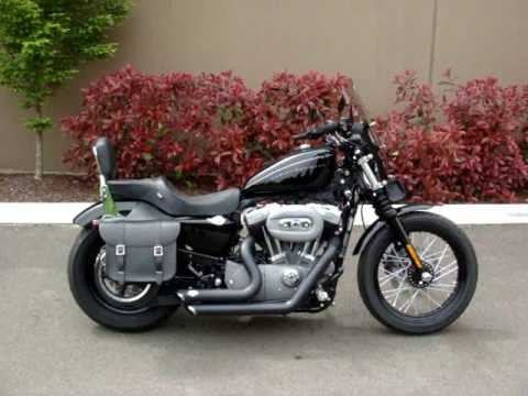 Harley Davidson: NIGHTSTER. 3000miles Later