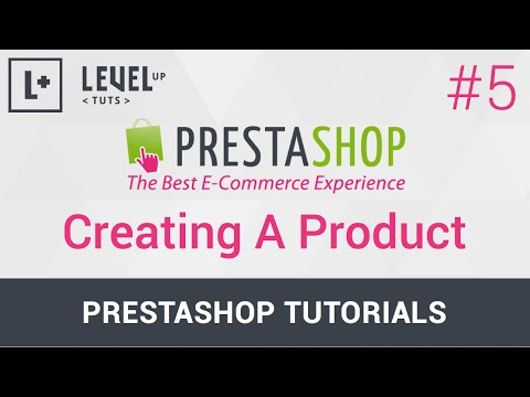 how to create a website using prestashop