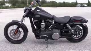 7. New 2015 Harley Davidson Street Bob Motorcycle Specs