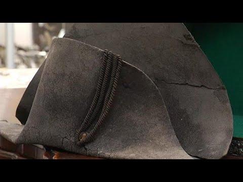 Καπέλο του Ναπολέοντα πωλήθηκε για 350.000 ευρώ