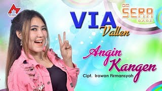 Video Via Vallen - Angin Kangen [OFFICIAL] MP3, 3GP, MP4, WEBM, AVI, FLV Maret 2019