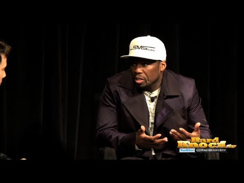 eminem - http://www.hardknock.tv Hip hop superstar 50 Cent sits down with Nick Huff Barili as part of SXSW's interview series to discuss his meteoric rise to fame fro...
