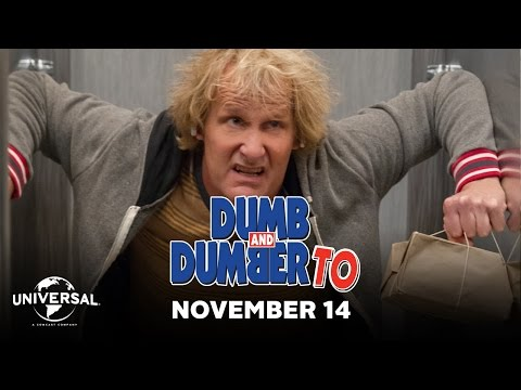 Dumb and Dumber To Featurette 'Jeff Daniels ls Dumb'
