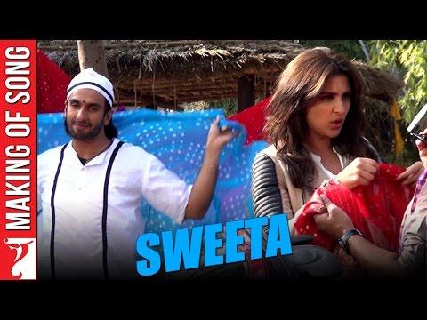 Kill Dil Leaks - Making of Sweeta Song - Ranveer S