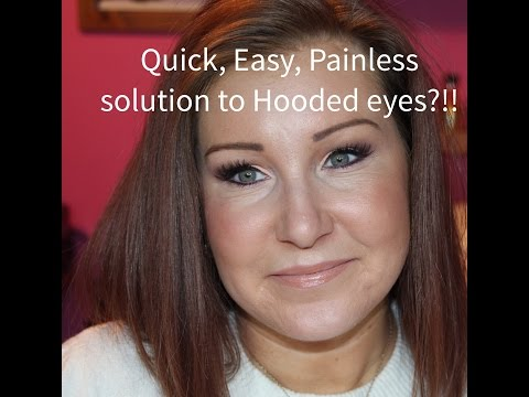 Diary of Plasma Plexr for Hooded Eyes - Part 1 - Non surgical Blepharoplasty?