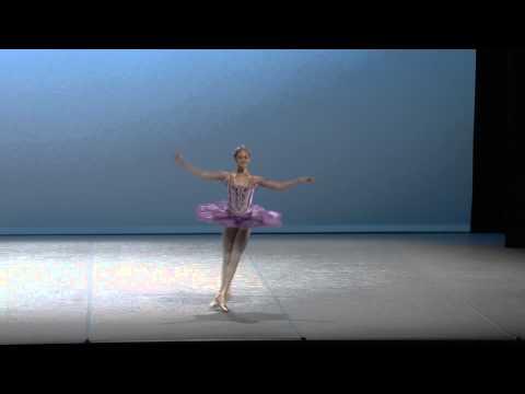 Bianca Scudamore - 2015 Prix de Lausanne Finalist - Classical variation