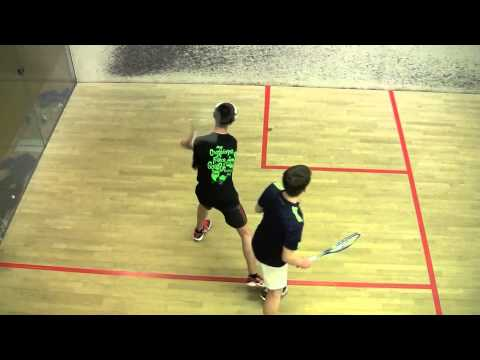 L'Horizon Chartres au Luxembourg junior open Squash U15 avril 2013