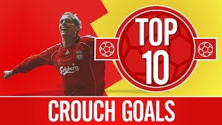 Video Top 10: Peter Crouch goals | Scissor kicks, top bins and towering headers MP3, 3GP, MP4, WEBM, AVI, FLV Juli 2019