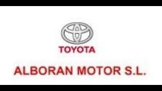 Voz de Almería - Toyota Alborán Motor