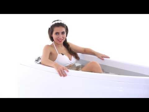 Ванна акриловая Triton Бэлла 140х76х44 L/R
