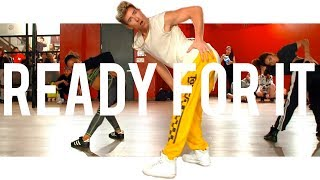 Video Taylor Swift - Ready For It | Choreography With Bobby Newberry MP3, 3GP, MP4, WEBM, AVI, FLV Maret 2018