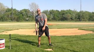 Hitting Mechanics Series: ABC's of Hitting: C - The Swing Ep4