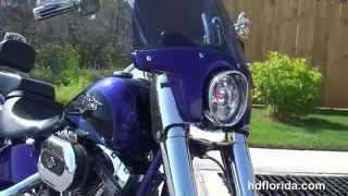 8. 2011 Harley Davidson CVO Softail Convertible  - Used Motorcycles for sale