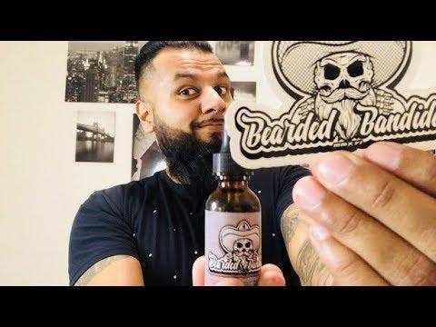 BEARDED BANDIDOS: Beard Oil Review