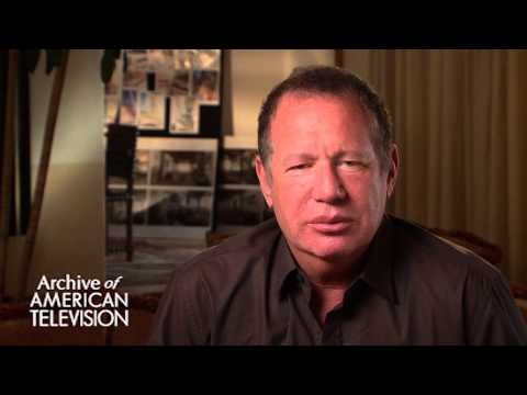 "Garry Shandling discusses creating ""The Larry Sanders Show"" - EMMYTVLEGENDS.ORG"