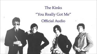 Video The Kinks - You Really Got Me (Official Audio) MP3, 3GP, MP4, WEBM, AVI, FLV November 2018