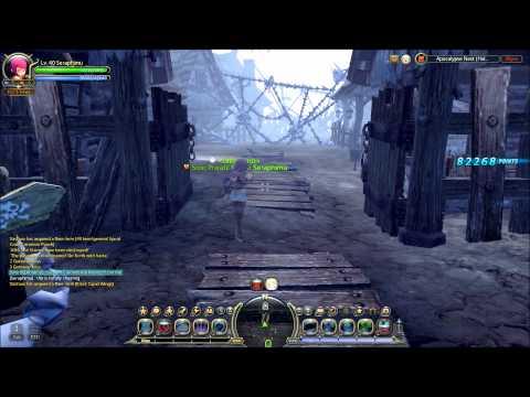 Dragon Nest SEA Force User solo Apocalypse Hell mode