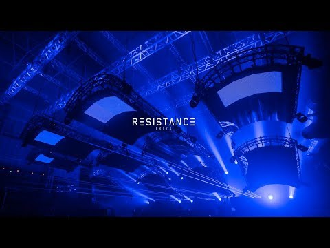 Adam Beyer @ Resistance Ibiza: Week 8 (BE-AT.TV)