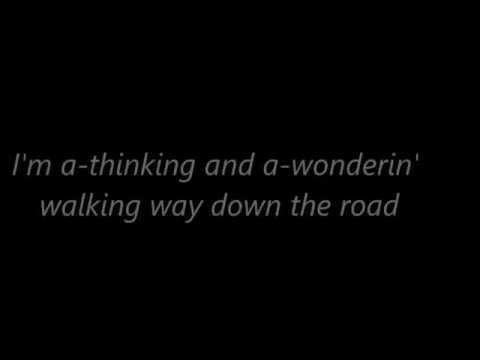 Don't think twice it's allright (Bob Dylan) lyric