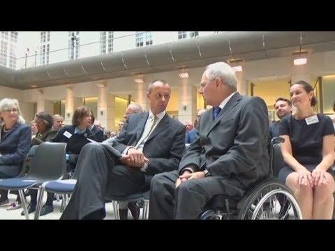 CDU-Parteivorsitz: Schäuble ruft zur Wahl von Merz au ...
