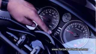 7. Honda Forza 300i Top Speed Test