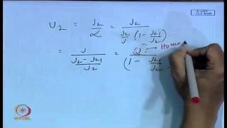 Mod-09 Lec-13 Drift Flux Model