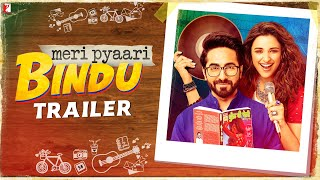 Nonton Meri Pyaari Bindu   Official Trailer   Ayushmann Khurrana   Parineeti Chopra Film Subtitle Indonesia Streaming Movie Download