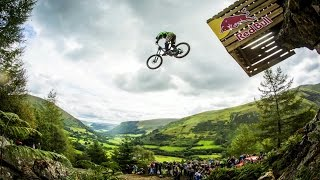 Video Hardcore Downhill MTB Racing - Red Bull Hardline 2015 MP3, 3GP, MP4, WEBM, AVI, FLV Juli 2018