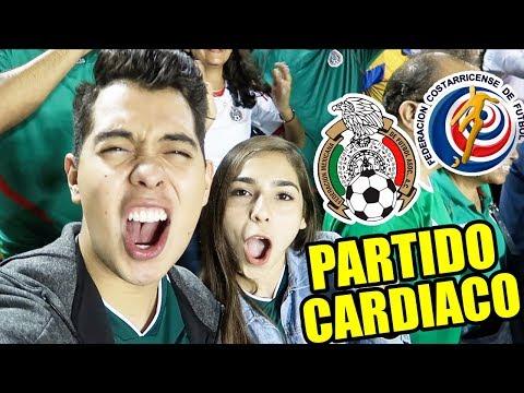 MEXICO VS COSTA RICA - REMONTADA EPICA (3-2)