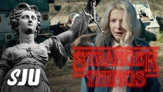 Stranger Things Trial Could Reveal Spoilers in Court | SJU by Clevver Movies