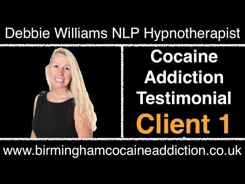 Cocaine Addiction Testimonial