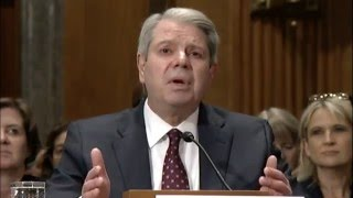 GAO: Comptroller General Testifies to U.S. Senate on GAO's 2016 Duplication Report
