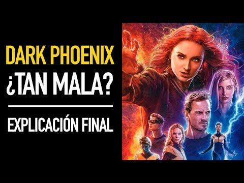 Dark Phoenix ¿Tan Mala? I Explicación Final