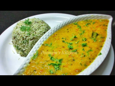 Dal Fry Recipe Restaurant Style - How to cook Dal Fry - Simple and easy Dal Fry recipe