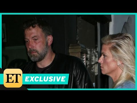 Ben Affleck and Lindsay Shookus Are 'Going Strong' (Exclusive) (видео)