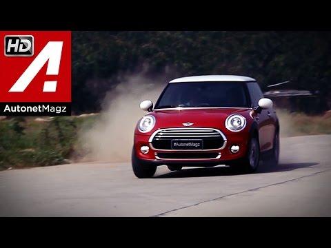 Test Drive New MINI Cooper 2014 Indonesia by AutonetMagz - Part 2 (видео)