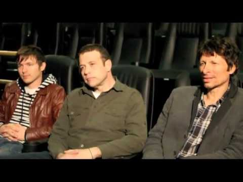 Blue Like Jazz interview with Donald Miller, Steve Taylor & Marshall Allman