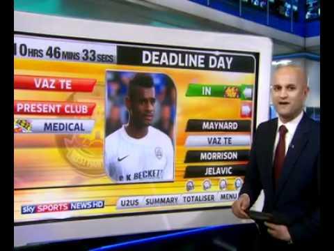Sky Sports News brings you the latest January transfer window. Deadline Day !