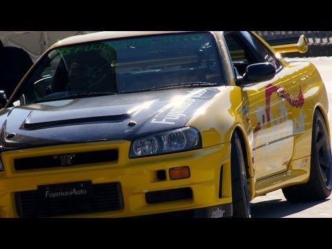 Fujimura Auto R34 GT-R