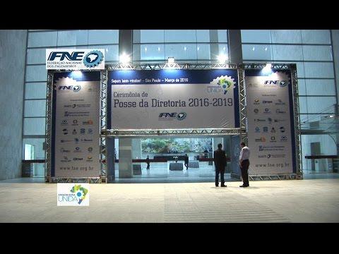 Gestão FNE 2016-2019 - Cerimônia de Posse