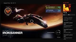 Iron Banner on Destiny 2