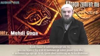 Sure El Bekare - Ajeti 254-257 - Hf. Mehdi Goga