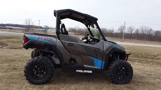 8. 2019 Polaris General 1000 EPS Deluxe