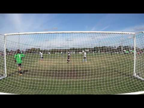 KSA State Cup 4 Nov 2017 Round 2   Last 40 Seconds With Logan Goalie Camera