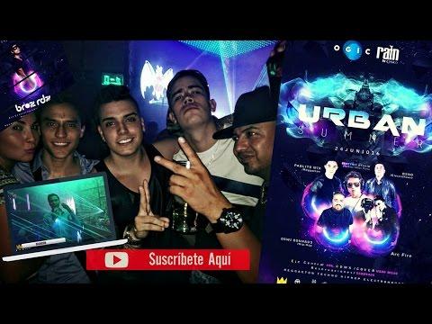 URBAN SUMMER BY OGIC - Broz Rdz, El Indio, Pablito Mix, DJ Bonhaus, Arc Fire, DJ Tona y mas..