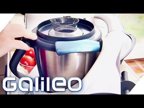 Billig vs. teuer: Küchengeräte im Check   Galileo   ProSieben