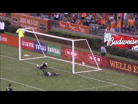 All the Houston Dynamo 2011 Goals